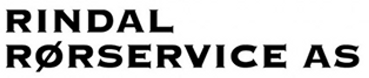 Logo, Rindal Rørservice AS